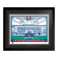 MLB Philadelphia Phillies Citizens Bank Park That's My Ticket Serigraph with Frame