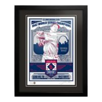 MLB St. Louis Cardinals Stan Musial That's My Ticket Serigraph with Frame