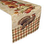 Laural Home® Bountiful Harvest 72-Inch Table Runner