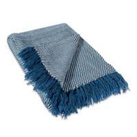 Luxury Throw Blanket in Blue