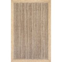 nuLOOM Eleonora 4-Foot x 6-Foot Area Rug in Grey