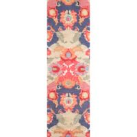 nuLOOM Hand Tufted Felicity 2-Foot 6-Inch x 10-Foot Runner in Multi