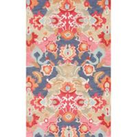 nuLOOM Hand Tufted Felicity 5-Foot x 8-Foot Area Rug in Multi
