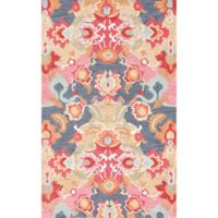 nuLOOM Hand Tufted Felicity 8-Foot 3-Inch x 11-Foot Area Rug in Multi