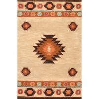 nuLOOM Hand Tufted Shyla 2-Foot x 3-Foot Accent Rug in Beige