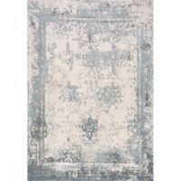 nuLOOM Shawanna 2-Foot x 3-Foot Accent Rug in Blue