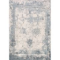 nuLOOM Shawanna 7-Foot 6-Inch x 9-Foot 6-Inch Area Rug in Blue