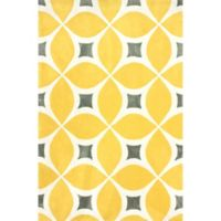 nuLOOM Gabriela 2-Foot x 3-Foot Accent Rug in Sunflower