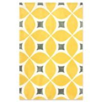 nuLOOM Gabriela 5-Foot x 8-Foot Area Rug in Sunflower