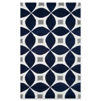 nuLOOM Gabriela 5-Foot x 8-Foot Area Rug in Navy