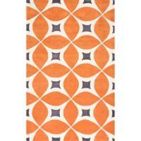 nuLOOM Gabriela 6-Foot x 9-Foot Area Rug in Orange