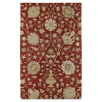 Kaleen Helena Hera 12-Foot x 15-Foot Area Rug in Red