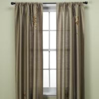 Alesandra 95-Inch Tailored Window Curtain Panel in Sage
