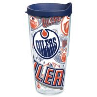 Tervis® NHL Edmonton Oilers 24 oz. Allover Wrap Tumbler with Lid