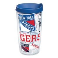 Tervis® NHL New York Rangers 16 oz. Allover Wrap Tumbler with Lid