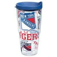 Tervis® NHL New York Rangers 24 oz. Allover Wrap Tumbler with Lid