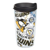 Tervis® NHL Pittsburgh Penguins 16 oz. Allover Wrap Tumbler with Lid