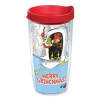 "Tervis® Dr. Seuss™ ""Merry Grinchmas!"" 16 oz. Wrap Tumbler with Lid"