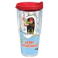 "Tervis® Dr. Seuss™ ""Merry Grinchmas!"" 24 oz. Wrap Tumbler with Lid"