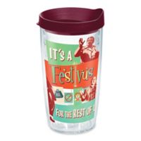 Tervis® Warner Brothers® Seinfeld Festivus 16 oz. Wrap Tumbler with Lid