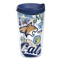 Tervis® Montana State University Bobcats All Over Wrap 16 oz. Tumbler with Lid