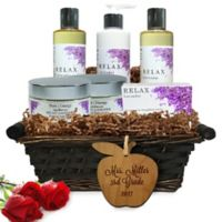 Pure Energy Apothecary Ultimate Body Lavender Teacher Gift Basket