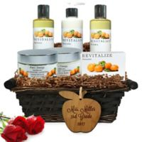 Pure Energy Apothecary Ultimate Body Satsuma Teacher Gift Basket