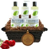 Pure Energy Apothecary Ultimate Body Apothecary Pure & Natural Pineapple Gift Basket