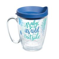 "Tervis® ""Baby it's Cold Outside"" 16 oz. Wrap Mug with Lid"