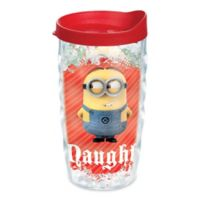 """Tervis® Minions """"Naughty Nice"""" 10 oz. Wrap Tumbler with Lid"""