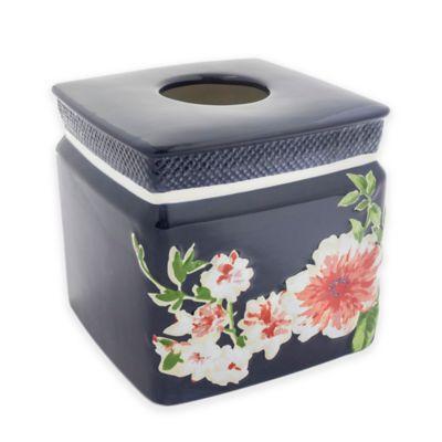 croscill nara boutique tissue box cover