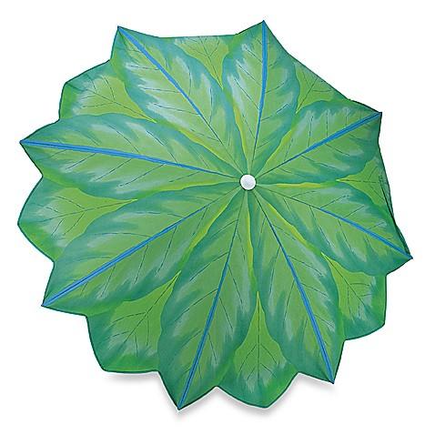 Palm leaf outdoor umbrella bed bath beyond - Bed bath and beyond palm beach gardens ...