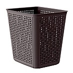 Kona 4-Gallon Wicker Wastebasket
