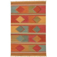 Jaipur Anatolia Byzantium 8-Foot x 10-Foot Rug in Red Oxide