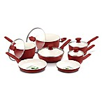 GreenPan™ Rio Ceramic Nonstick 12-Piece Cookware Set in Burgundy