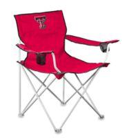 Texas Tech University Elite Folding Chair