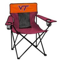 Virginia Tech Elite Folding Chair