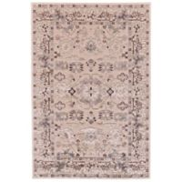 Feizy Rugs Soho Zam 5-Foot 3-Inch x 7-Foot 6-Inch Area Rug in Cream/Grey