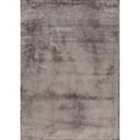 nuLOOM Cloud Shag 5-Foot Square Area Rug in Grey