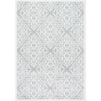 nuLOOM Contessa 5-Foot x 7-Foot 5-Inch Area Rug in Silver