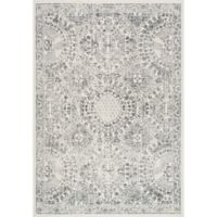 nuLOOM Vintage Minta 9-Foot x 12-Foot Area Rug in Grey