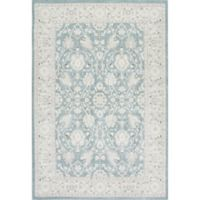 nuLOOM Wharton 6-Foot 7-Inch x 9-Foot Area Rug in Blue