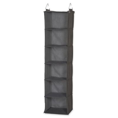 Buy Shelf Hanging Storage Closet Organizer from Bed Bath Beyond