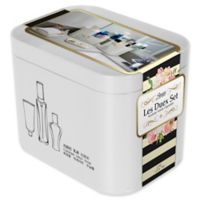 Evriholder Beauty Cube™ Les Deux 2-Piece Modular Vanity Organizer Set in Grey