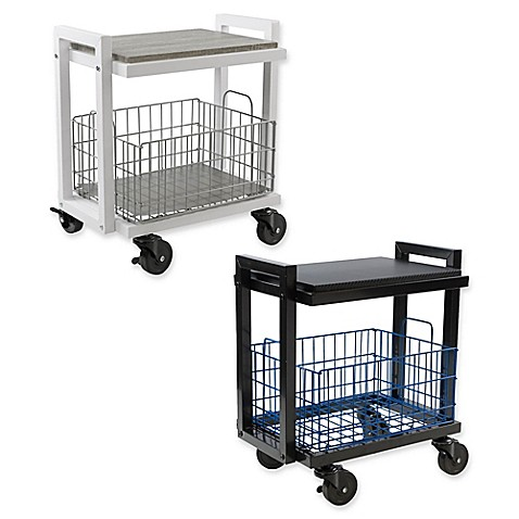 Urb Space Transformable 2 Tier Cart System Bed Bath Beyond