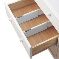 OXO Good Grips® Expandable Dresser Drawer Divider (Set of 2)