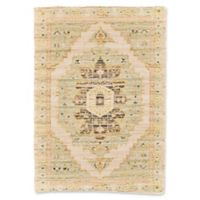 Feizy McClare 5-foot x 8-Foot Area Rug in Ivory/Sage
