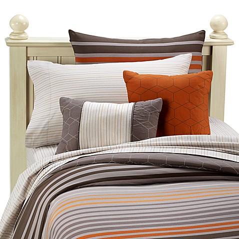 Nikolas TwinTwin Extra Long 7 Piece Duvet Cover Set Bed