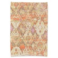 Feizy McClare Diamond 5-foot x 8-Foot Multicolor Area Rug