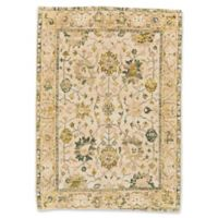 Feizy McClare Floral & Leaf 5-foot x 8-Foot Multicolor Area Rug